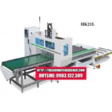 CNC machining center HK21L
