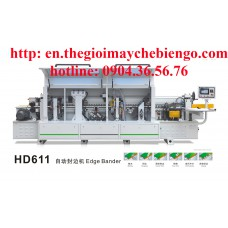 Automatic edge banding machine HD611