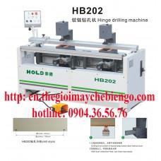 Hinge drilling machine HB202