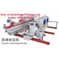 Double end sealing machine