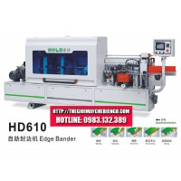 Automatic edge banding machine  HD610