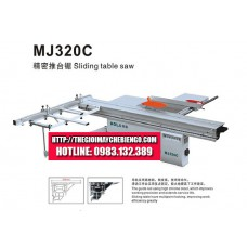 Precision sliding table saw  MJ320C
