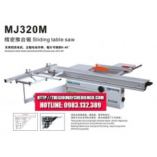 Precision sliding table saw 45º HOLD MJ320M