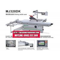 Precision sliding table saw MJ320DK