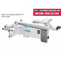 Precision sliding table saw 45º Funing FN6130B
