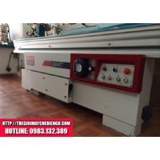 Precision sliding table saw 45º Welex